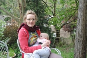 breastfeeding in a park, your right to feed anywhere