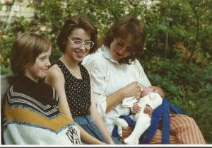 Rachel & babies