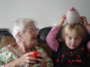 amanda dunbar great grandma