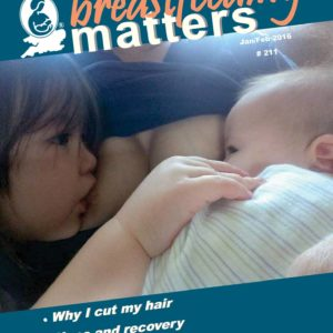 Breastfeeding matters magazine