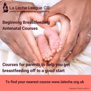 Beginning Breastfeeding general flyer 2