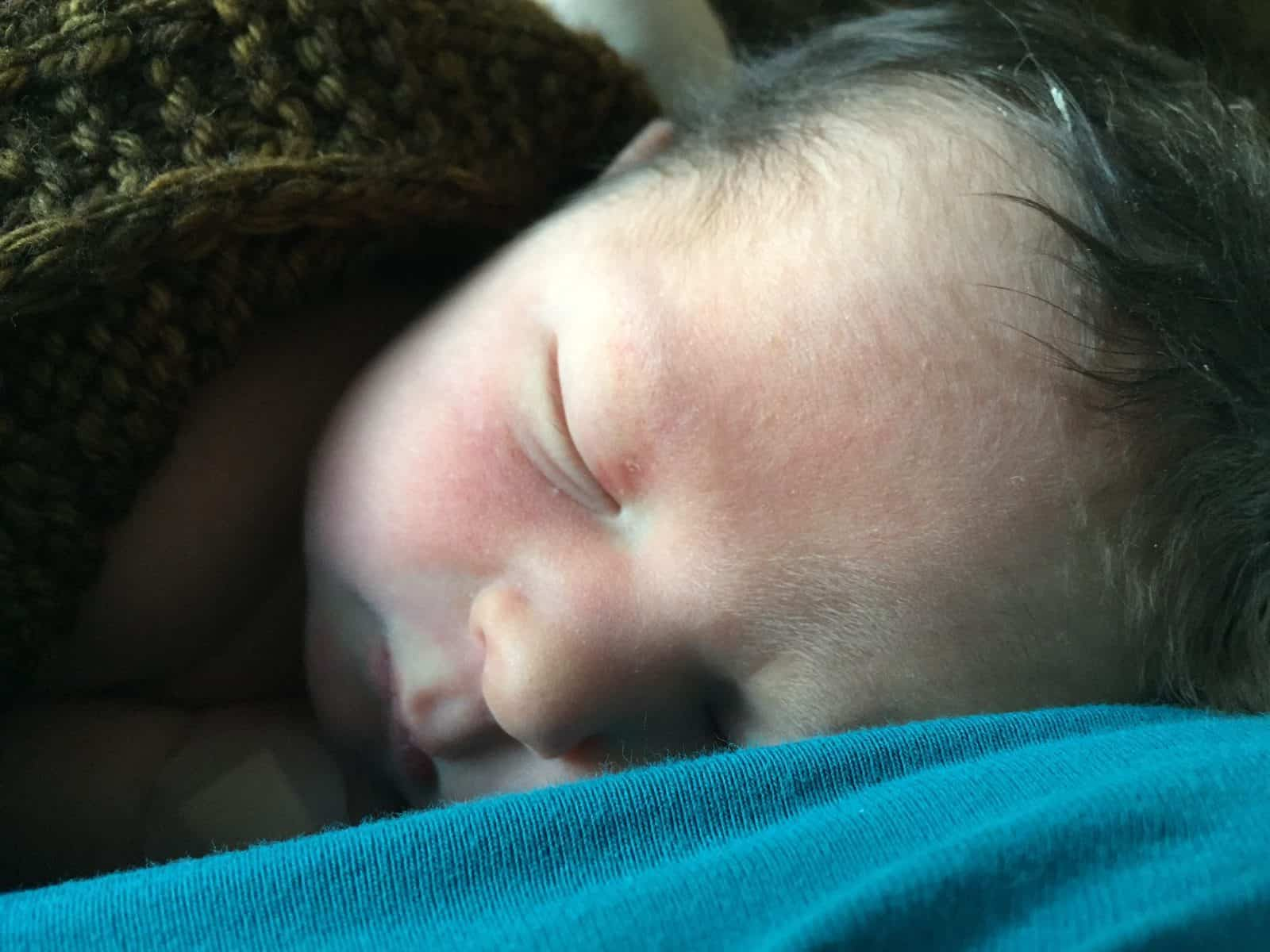 Sleepy Baby Why And What To Do La Leche League Gb