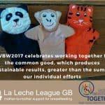 World Breastfeeding Week 2017: Sustaining Breastfeeding Together